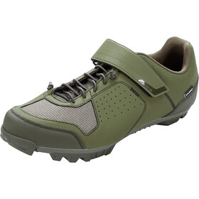 Cube MTB Peak Shoes olive